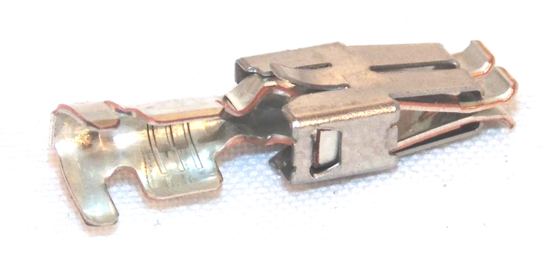 Junior Power Timer Series Tin Plated Contacts, Contact 927768-1 Crimp 13 AWG Pack of 100 Socket